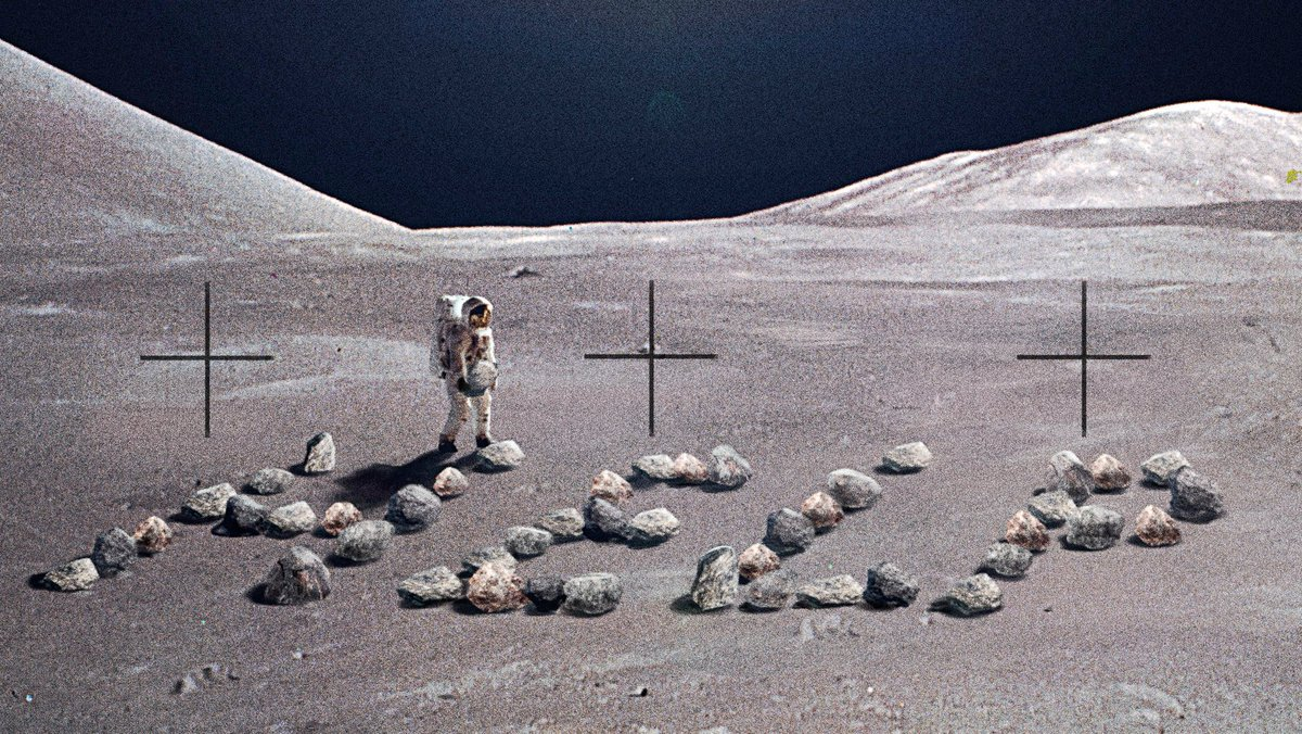 Real Buzz Aldrin Spends 50th Straight Year On Moon Trying To Signal Earth To Warn Of Imposter https://trib.al/7gYDe1U