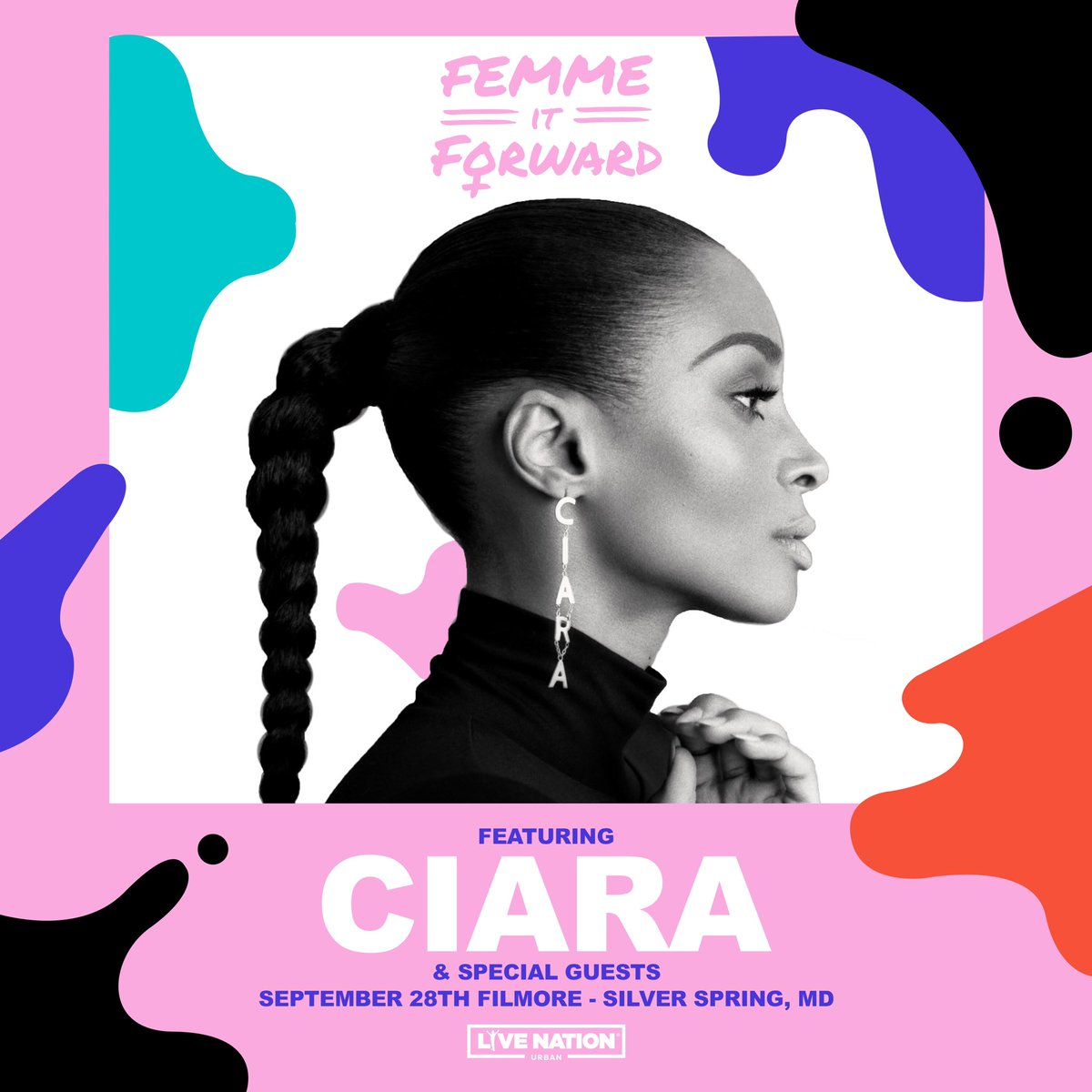 @ciara's photo on #femmeitforward