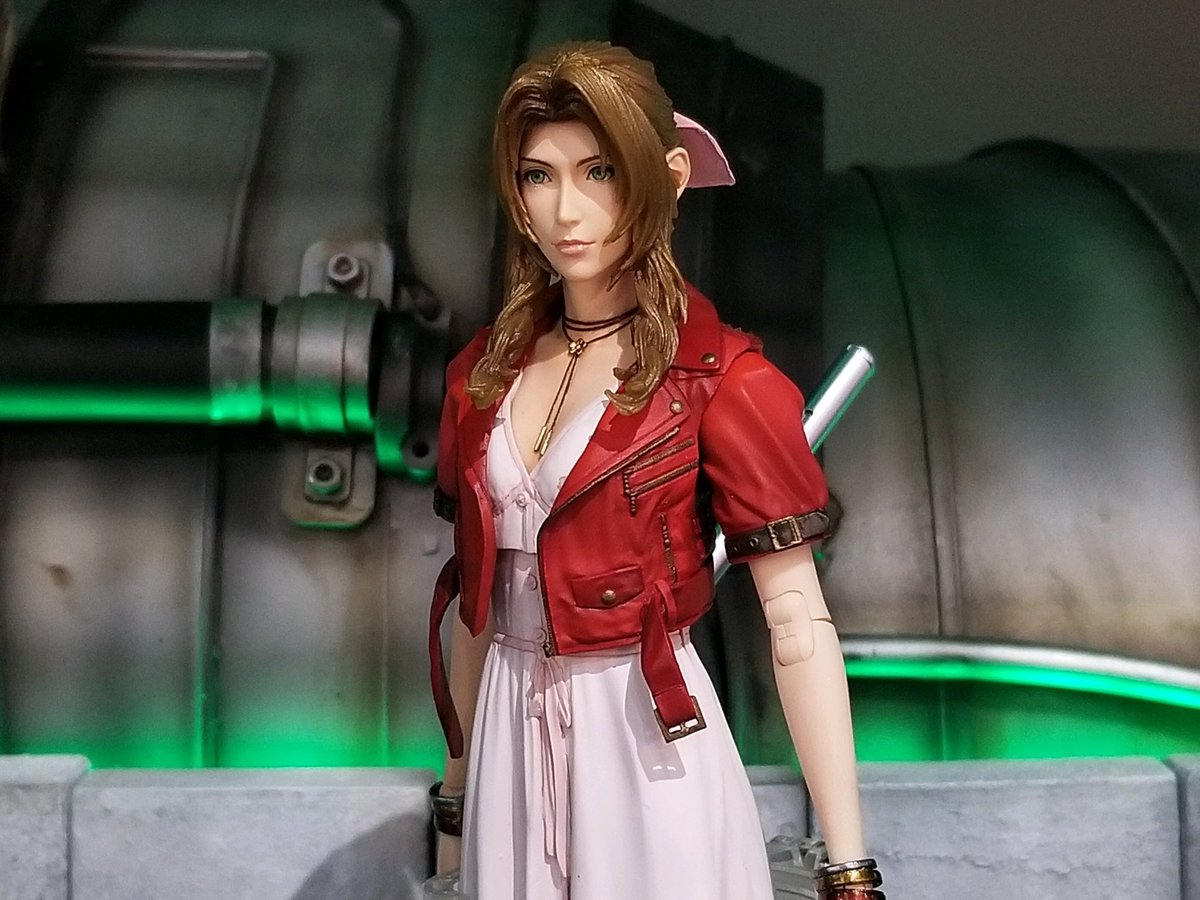 Final Fantasy Vii Remake On Twitter The Ff7r Play Arts