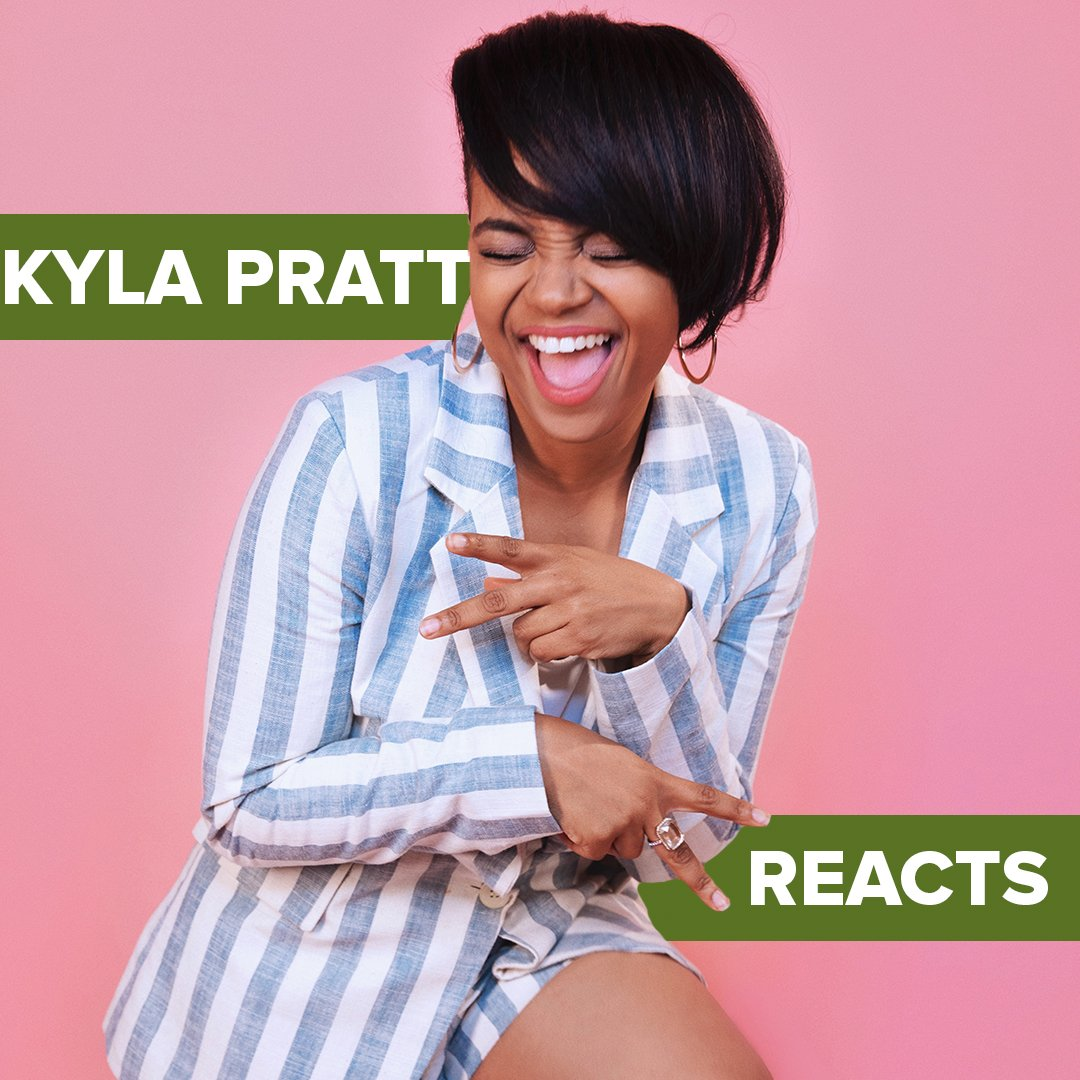 .@KylaPratt Reacts To Her Most Iconic Roles 👑