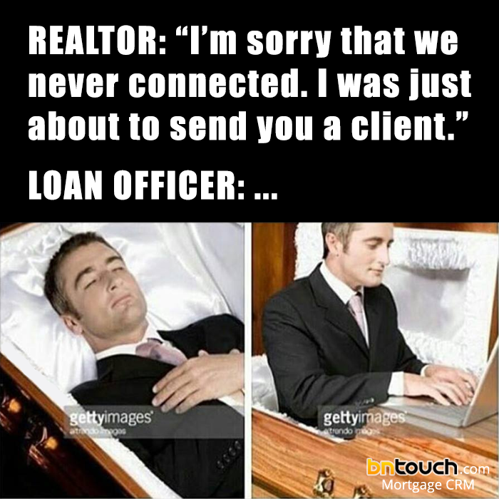 Friday is for the memes!   #mortgagememe #mortgagememes #loanofficerlife #loanofficer #loanofficers #loanoriginator #mortgagecrm #mortgagepos #mortgagebroker #mortgagebanker #mortgagebrokers #loanorigination<br>http://pic.twitter.com/NLfUSoTve0