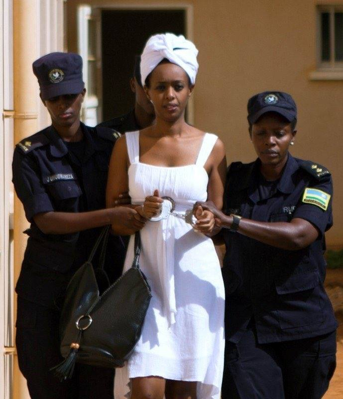 Diane Rwigara has been detained and faces 20 years in prison. Her crime? Running for Rwandan presidency. Her mother has been jailed too. Their property has been seized by Rwandan President Paul Kagame whose been in office since 2000.