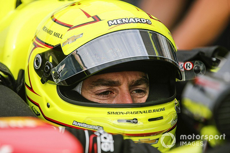 . @SimonPagenaud takes third @IndyCar pole of 2019, leads @Team_Penske @TeamChevy 1-2-3 for #Iowa300 at @iowaspeedway - tinyurl.com/y3pblpbp