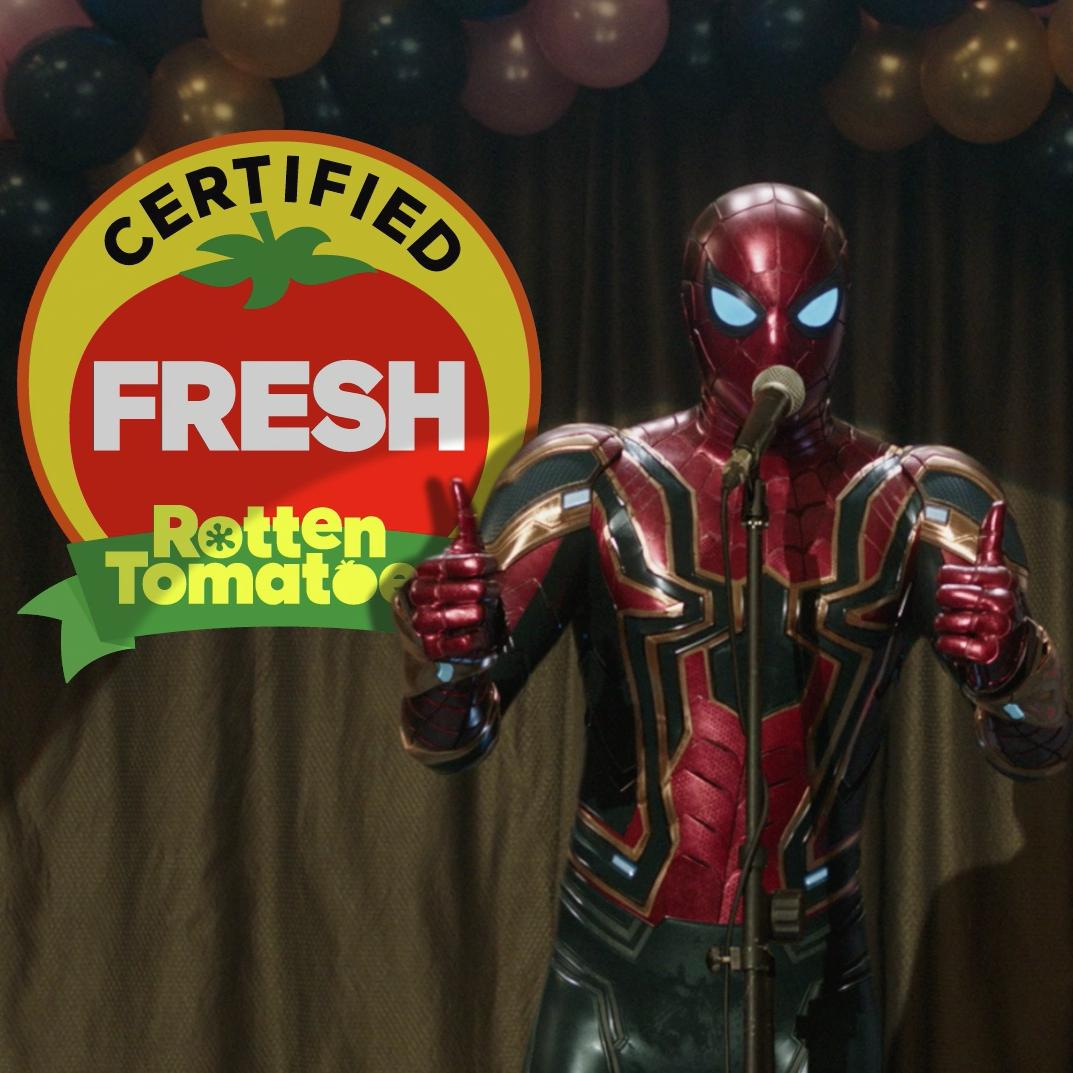 Youre going to love this. Kick-off your weekend with #SpiderManFarFromHome - now playing!