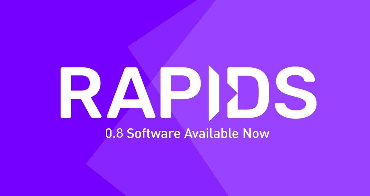 RAPIDS AI (@rapidsai) | Twitter