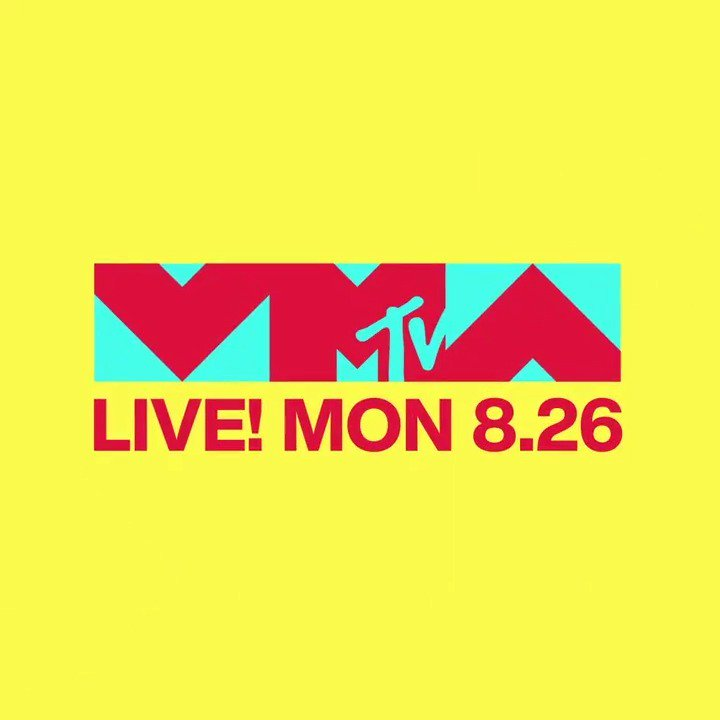 3...2...1...🚀2019 #VMAs. Be part of the moment. LIVE! Monday, August 26th on @MTV ❤️