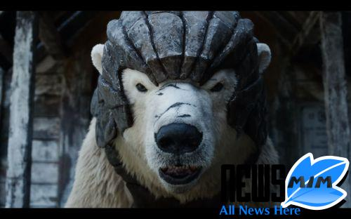 His darkish materials prolonged trailer introduces fan favourite Iorek Byrnison -- #His #d... https://newsmim.com/his-darkish-materials-prolonged-trailer-introduces-fan-favourite-iorek-byrnison.html …