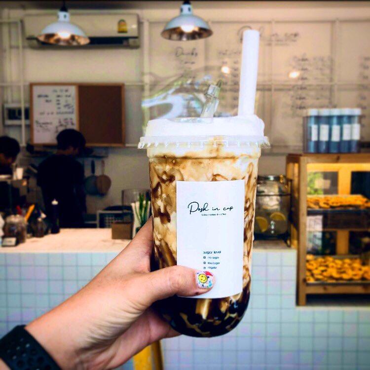 The vacation time #poshincup #nimman17 #อร่อยไปแดก #อร่อยนะรู้ยัง #เชียงใหม่ #อร่อยเชียงใหม่ #รีวิวเชียงใหม่ #อร่อยบอกต่อ #รีวิวคาเฟ่ @reviewchiangmai #reviewchiangmai #น้าอ้วนชวนหิว #แดกให้อ้วน #วงในพาแดก #คาเฟ่เชียงใหม่ @cafe_chiangmai #ชามุกเชียงใหม่ #ชามุกนิมมาน<br>http://pic.twitter.com/jy4z6f9Ap8