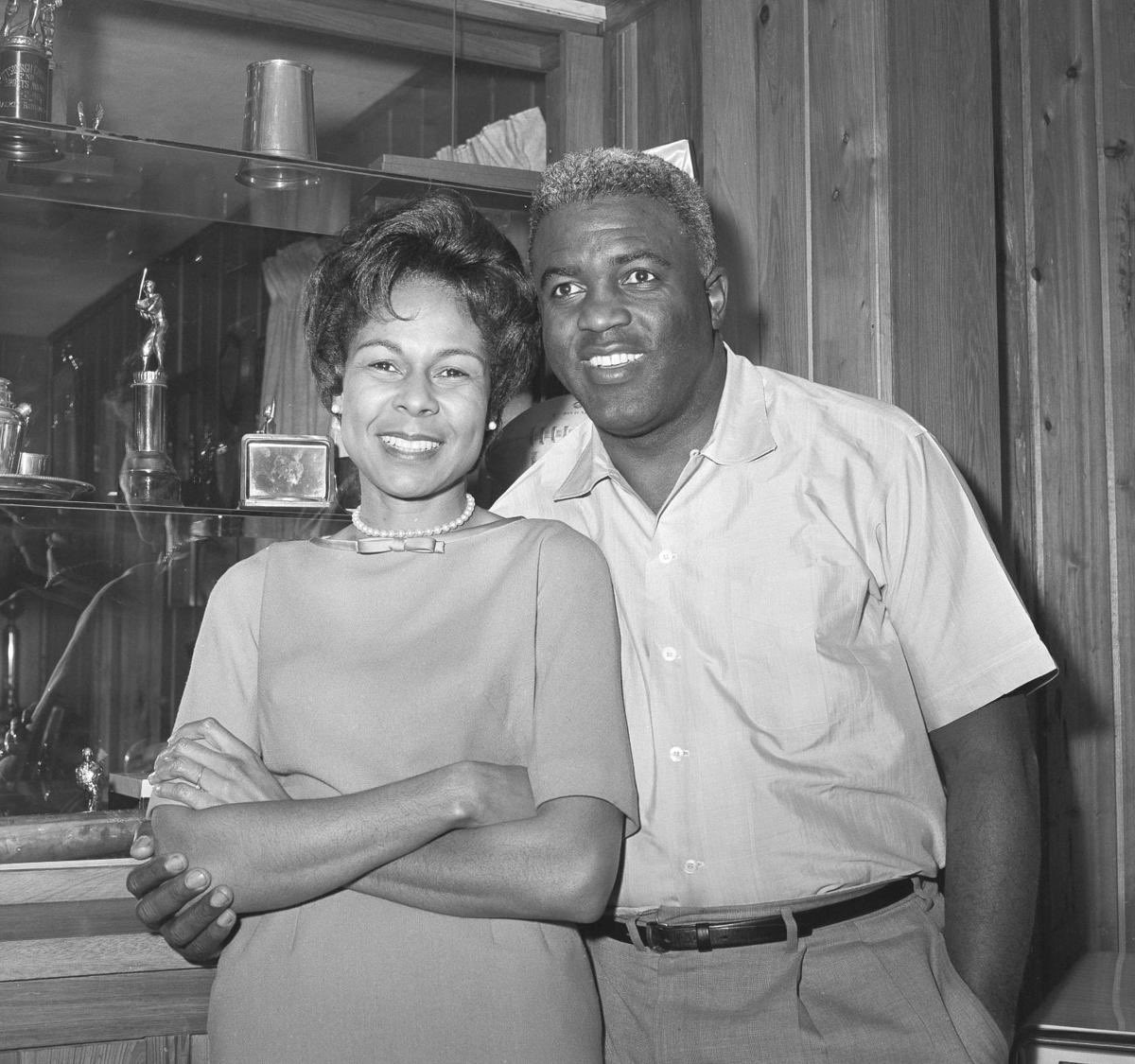 Happy 97th Birthday to Rachel Robinson - stunning as ever!  Stay tuned for a NEW exclusive line of Jackie Robinson officially licensed UCLA products given the stamp of approval by Rachel herself! #ComingSoon<br>http://pic.twitter.com/zODjx4qnH4