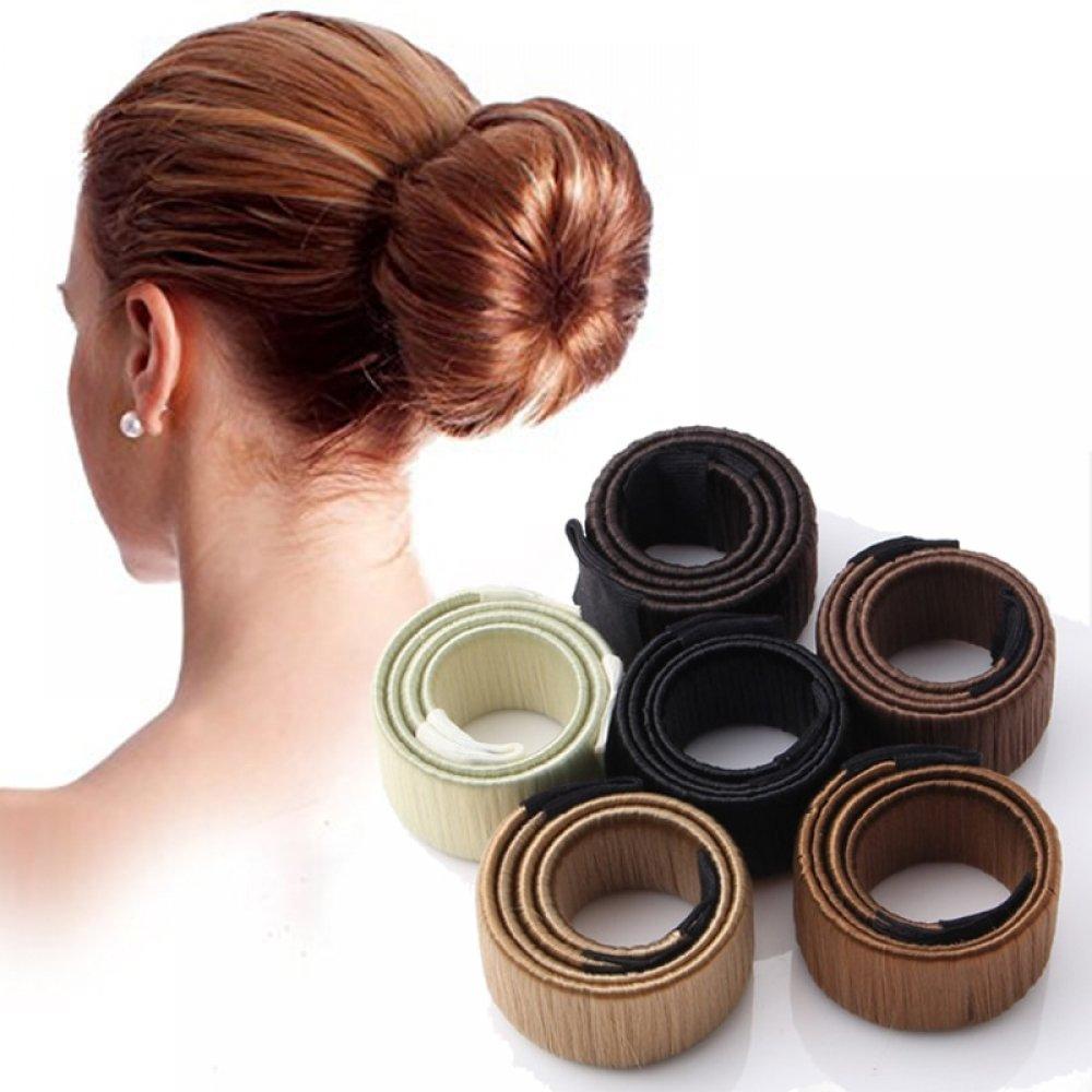 #instagood #beautiful DIY Hair Twist Bun Maker for Women