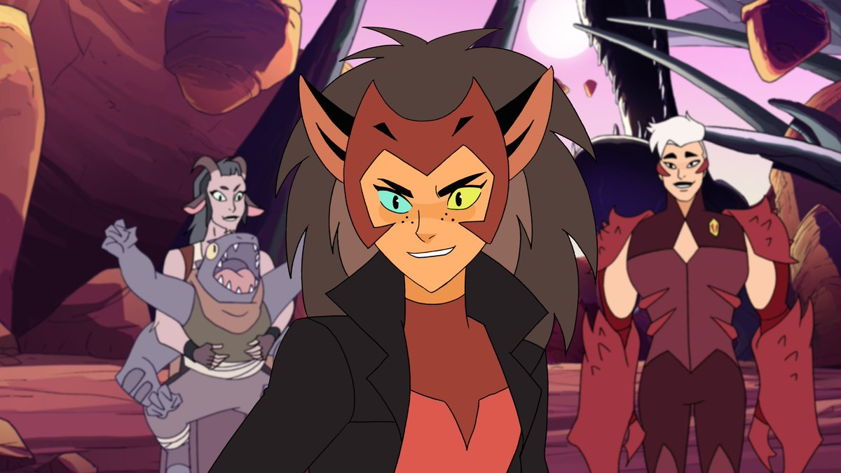 More from #SheRa Season 3 - coming to @Netflix August 2nd! (1/2)