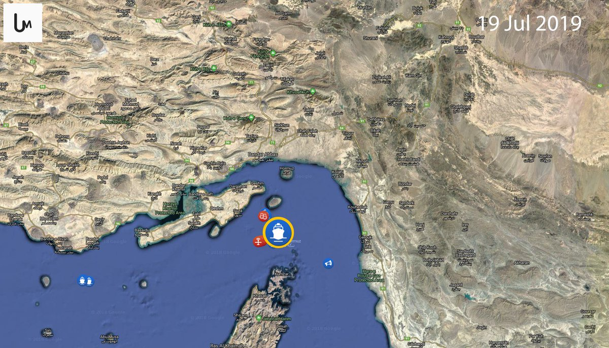 Crew onboard two seized vessels are a mixture of Russian, Ukrainian, Indian, Latvian and Filipino  https:// iran.liveuamap.com/en/2019/19-jul y-crew-onboard-two-seized-vessels-are-a-mixture-of  …  via @AliBunkallSKY #Iran<br>http://pic.twitter.com/tedy5p67DA