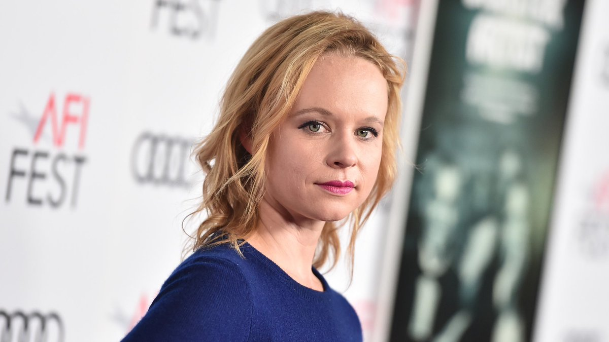The Walking Dead World S Tweet News Thora Birch