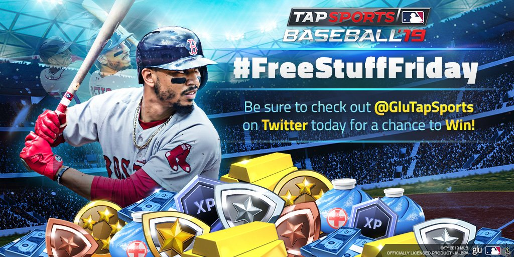 @GluTapSports's photo on #FreeStuffFriday