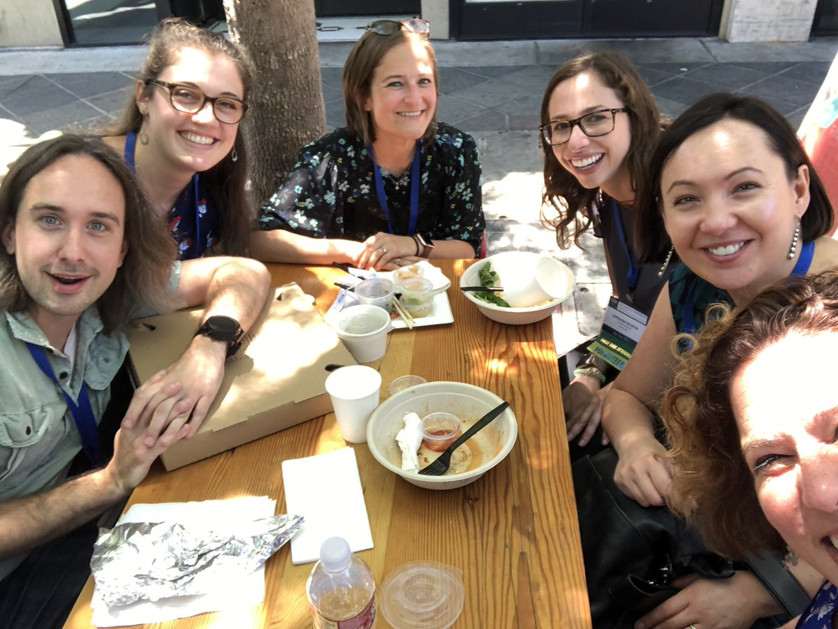 Cohen and Schimenti lab members, past and present, recreating at @SSRepro #SSR2019!! Some have more gray hairs than others (some hide it well)! @Tcomplex @cornellvet<br>http://pic.twitter.com/bHns3MLdiu