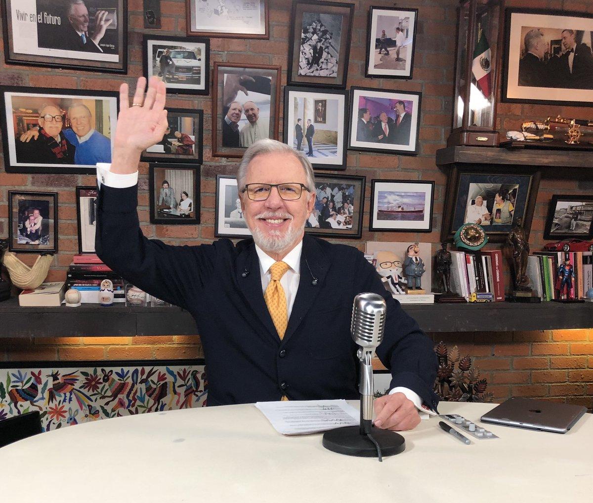 Muchas gracias por su sintonía y RT's esta tarde y siempre en #RadioFormula y en #TeleFormula Seguimos aquí y en http://lopezdoriga.com Saludos.