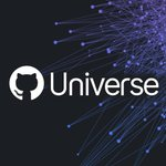 Image for the Tweet beginning: Find your people at #GitHubUniverse.  Get