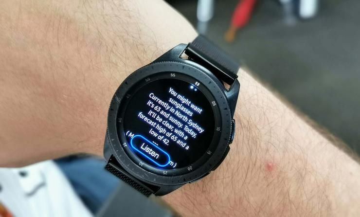 test Twitter Media - How to get Google Assistant on your Samsung smartwatch https://t.co/FvziTDdvYc https://t.co/Nc55OJgx5f