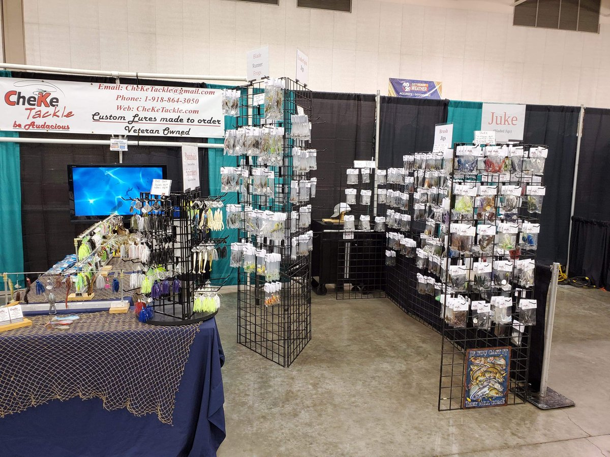 Come see us at Ft. Smith Convention Center in Ft. Smith Arkansas the 19th, 20th and 21st. We got stuff!!! #BEAUDACIOUS <br>http://pic.twitter.com/4U5R3kDrpo