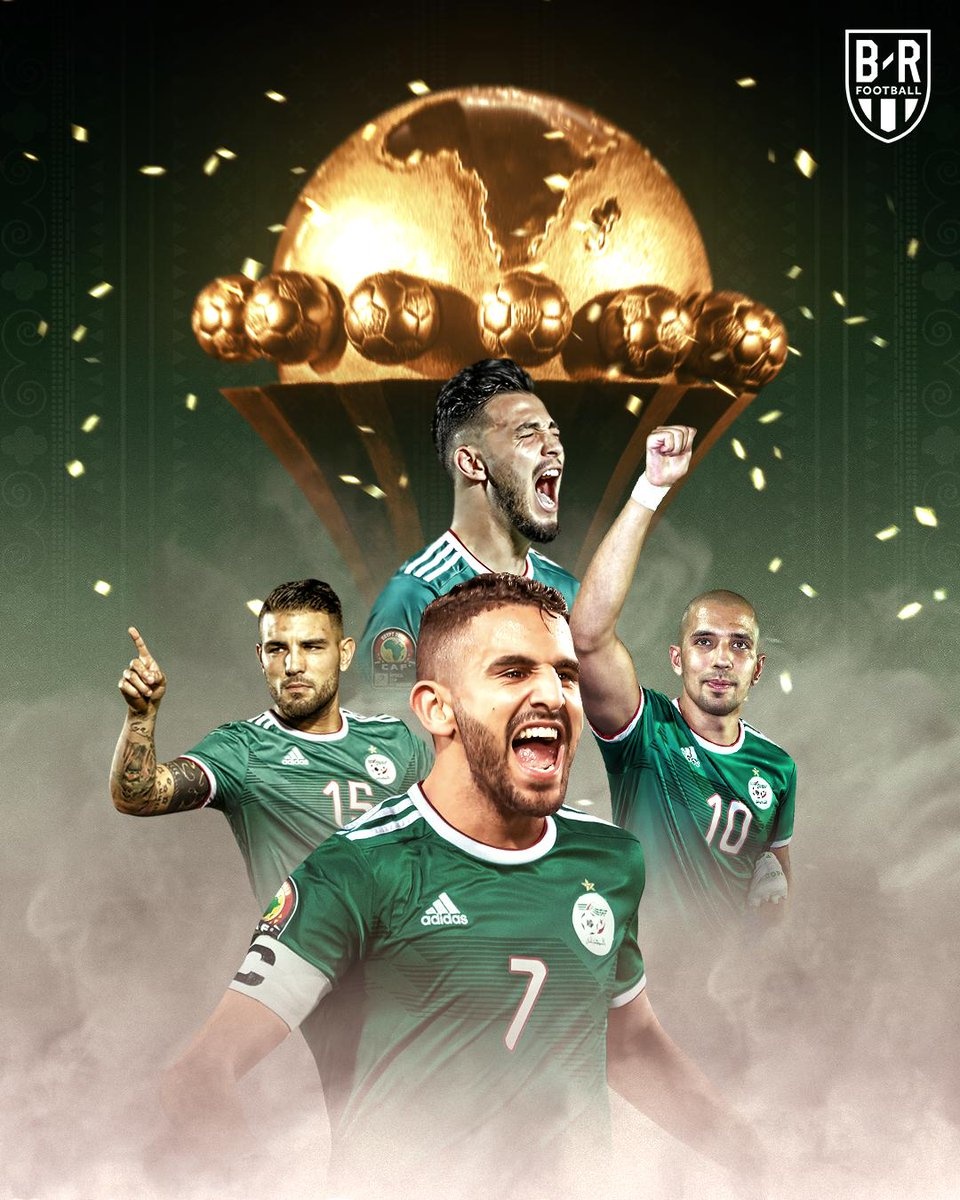 We Are the Champions ! #LesVerts #TeamDZ  #Algérie #Algeria #LesFennecs #123VivaLAlgerie #TotalAFCON2019 #CAN2019 #ALGSNG  #الجزائز_السنغال #محاربي_الصحراء<br>http://pic.twitter.com/tDiuiv4EW4