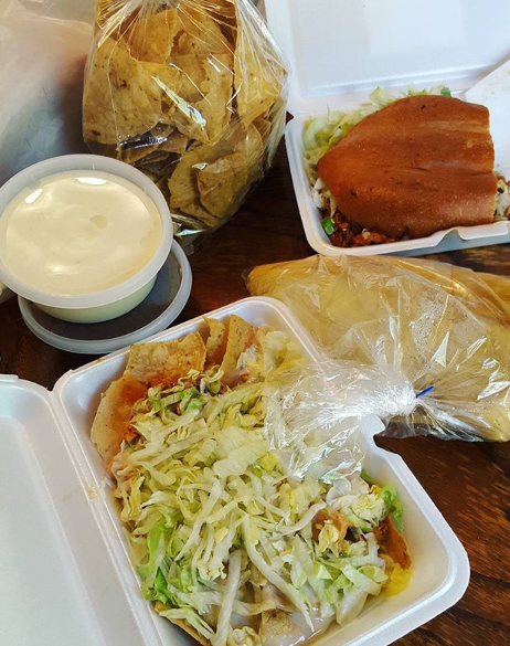 Disclaimer: We cannot be held accountable for you wanting to come back 2x in one week. It's just that delicious . . . . #TheTamalePlace #IndianapolisEats #EatIndy #Tamales #Foodie #Foodstagram #LocalEats