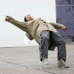 Image for the Tweet beginning: July 27: #XuZhen's performance piece