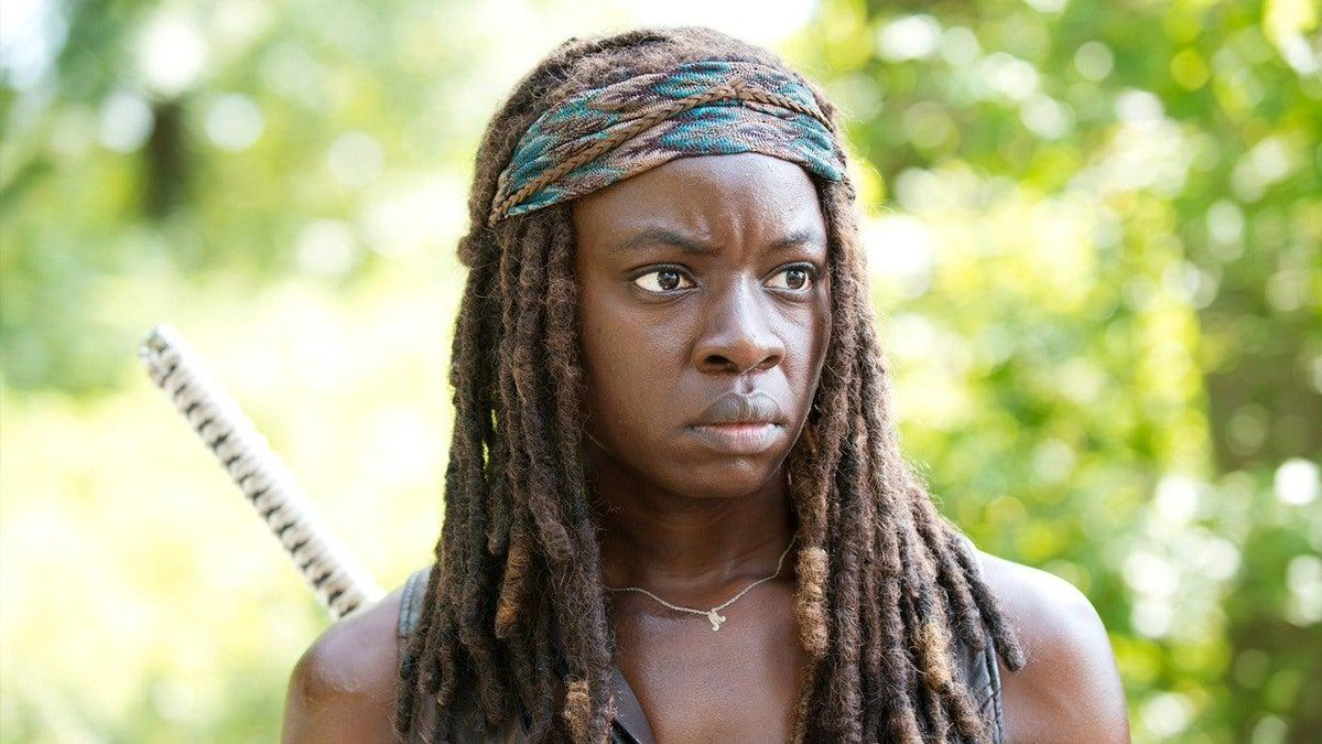 @IGN's photo on Danai Gurira