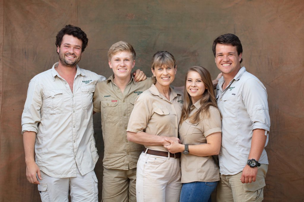 Happy Birthday, @TerriIrwin!  Thanks for being the best mentor and a great friend over the years. Here's to more adventures to come!  <br>http://pic.twitter.com/Na9IivO4NC