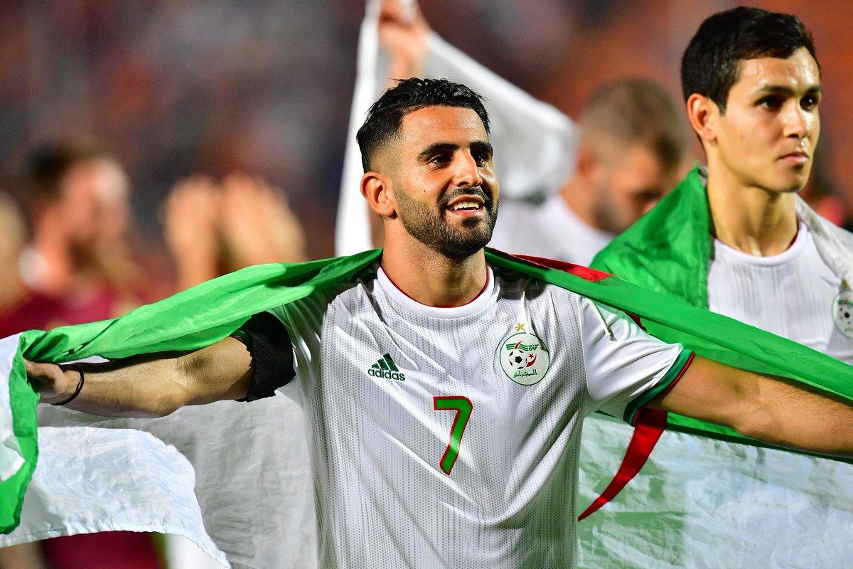 👏🇩🇿👏Congratulations to Algeria on winning #AFCON2019