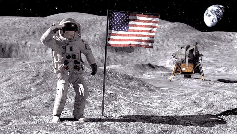 картинки людей на луне поднимаешь