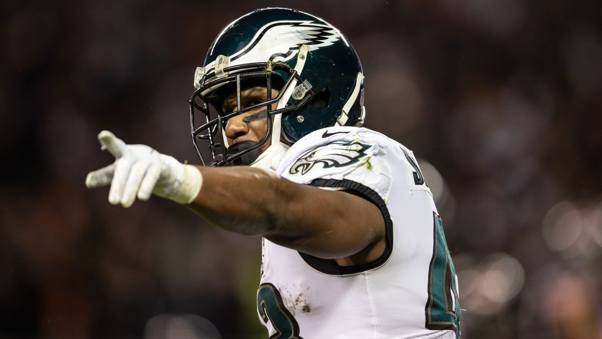 Welcome back, @DarrenSproles! 📰: bit.ly/30KJeIO #FlyEaglesFly