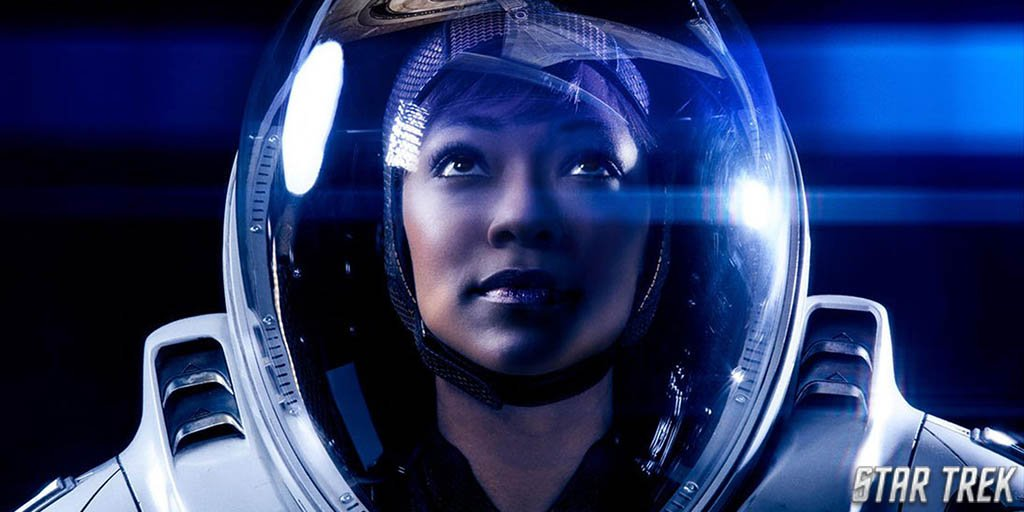How similar are real life space suits to the suits worn in #StarTrekDiscovery? #StarTrek #TrekTech #space #astronauts https://t.co/wtMCtKOZI6