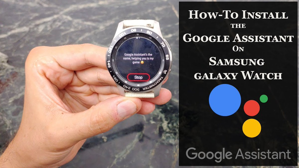 test Twitter Media - Get the Google Assistant on your watch! LINK: https://t.co/cj4mExLBbg #GoogleAssistant #samsung #galaxywatch #samsunggalaxywatch #galaxywatchactive #galaxywatch #installation #Smartwatch #samsungwatch https://t.co/dAClkIpGy4