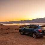 Image for the Tweet beginning: #SubaruandSunsets on #ForesterFriday? 😍 😍