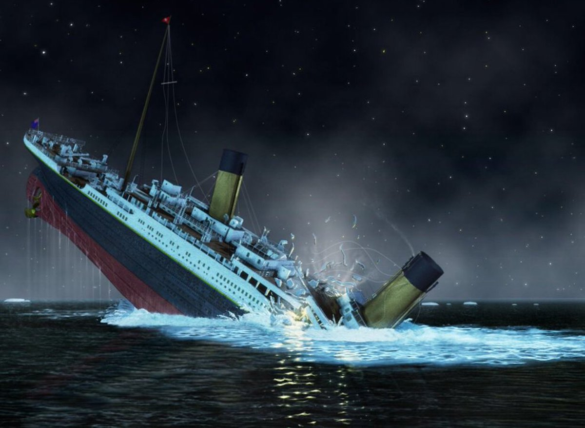 It's not too late to jump off the fiat Titanic into Satoshi's #Bitcoin ark.<br>http://pic.twitter.com/JY9C4XOntB