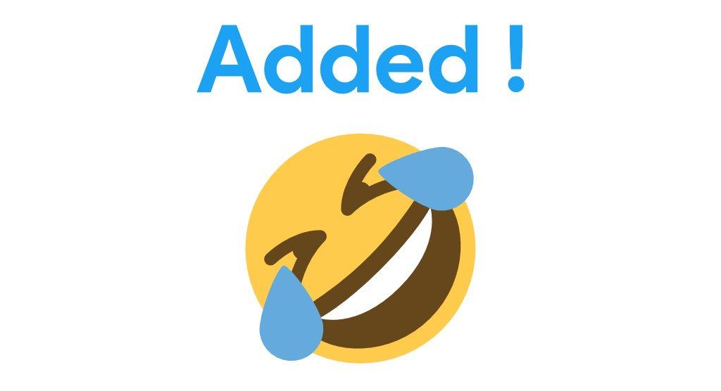 Emoji Mashup Bot on Twitter: