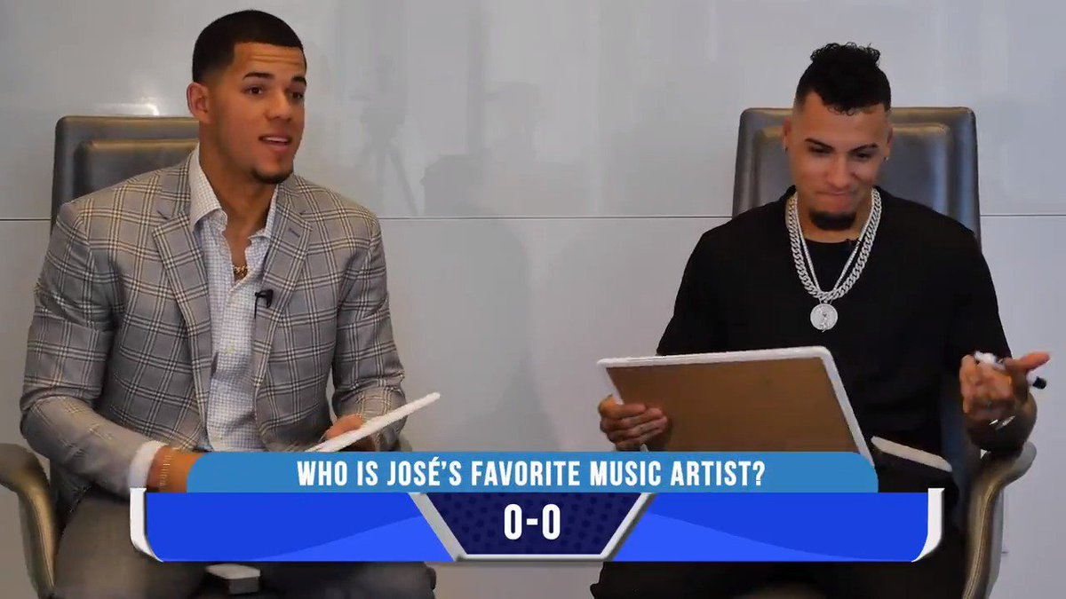 .@javy23baez & @JOLaMaKina aren't just good friends, they're brothers-in-law.How well do they know each other though? It's another edition of....THE NEWLYBROS GAME!