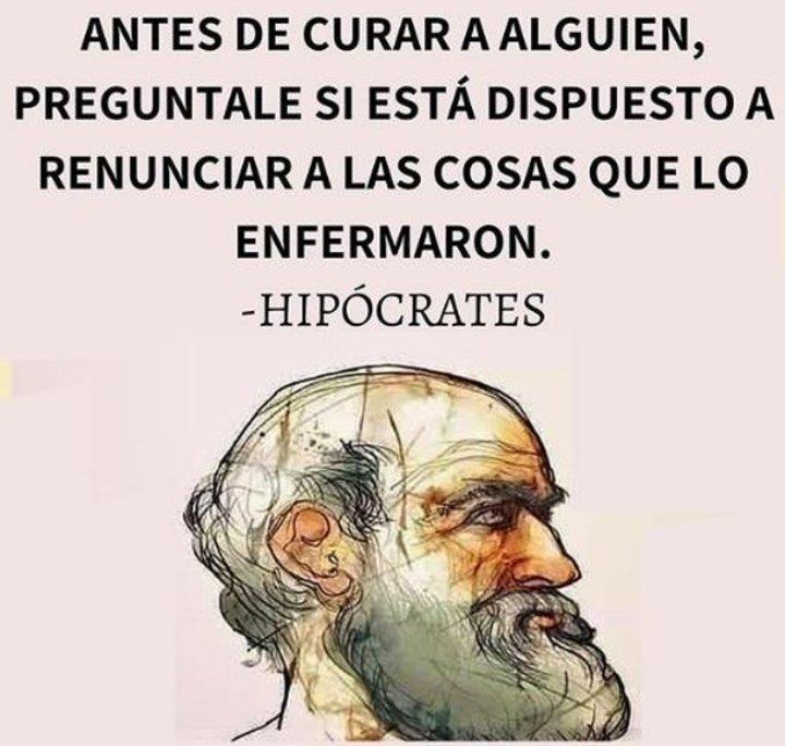 Dr Alberto Blázquez On Twitter Frase Hipócrates Vía