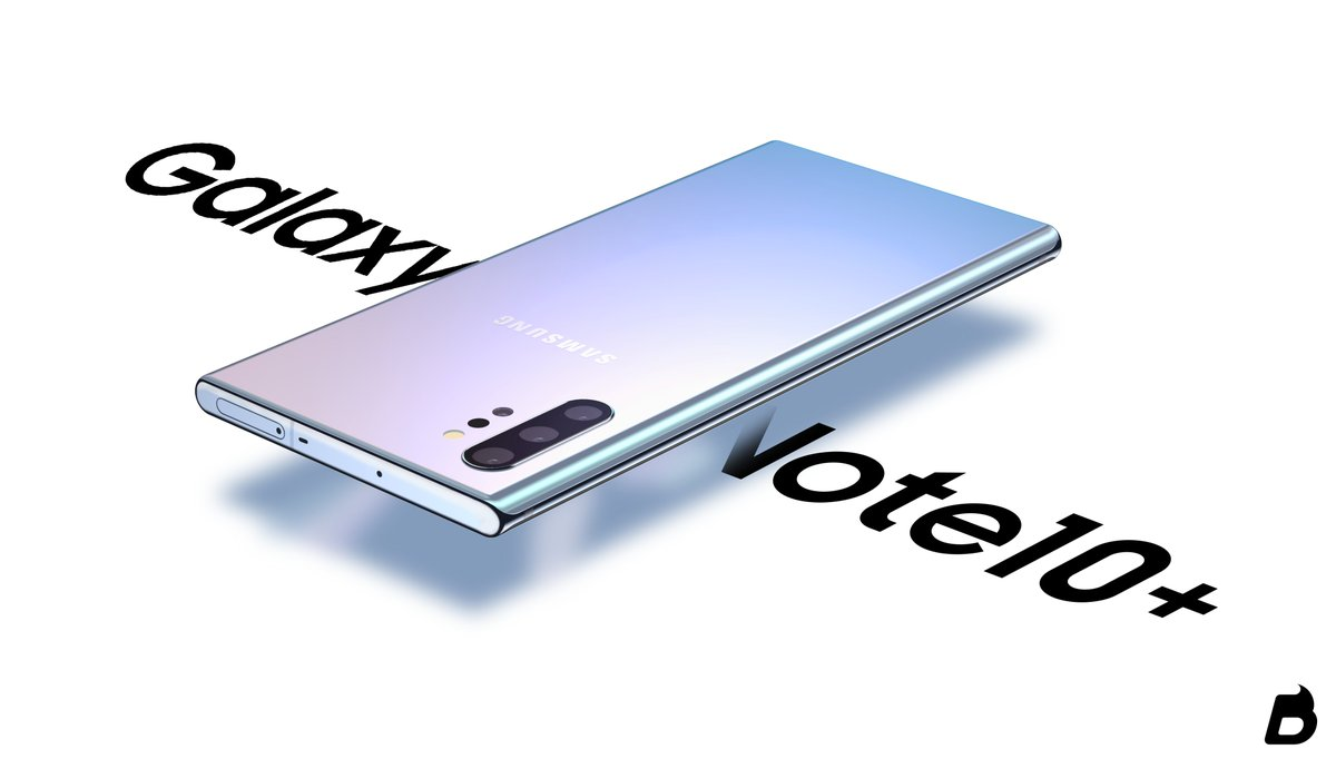 Hey guys, check this render based on official marketing photos of Samsung Galaxy Note10+  Only 18 days left...  #Samsung #GalaxyNote10 #GalaxyNote10Plus<br>http://pic.twitter.com/Z8BhrrmIs7