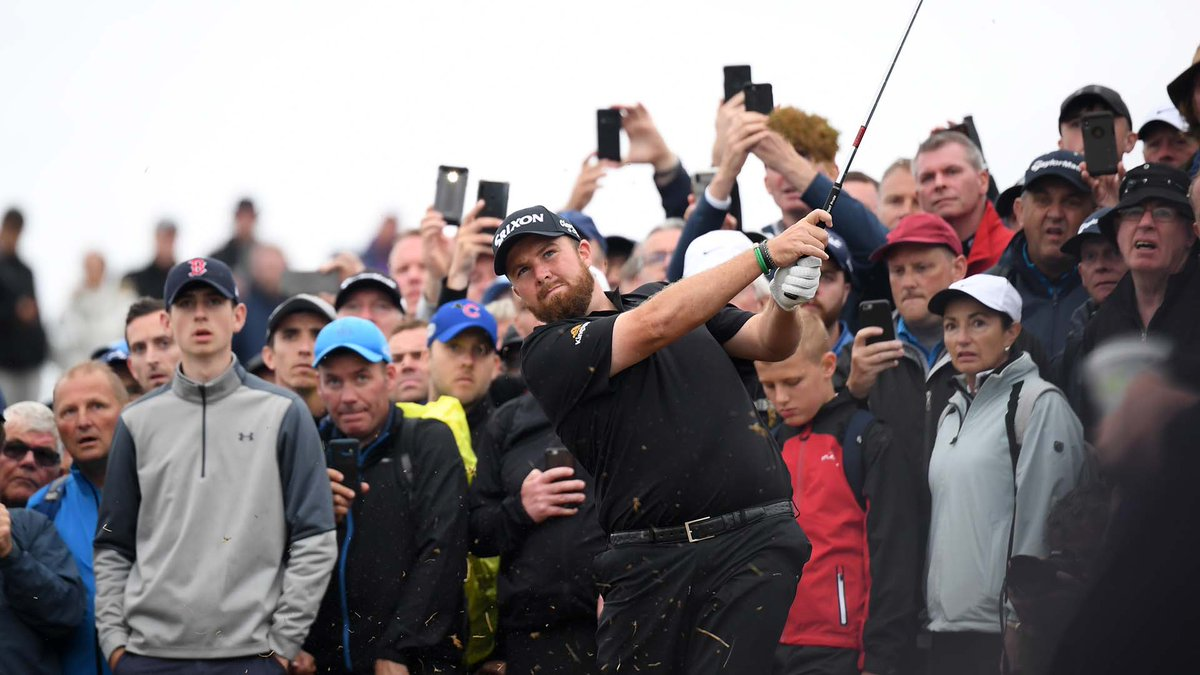 Rickie Fowler and Xander Schauffele. Jon Rahm and Patrick Reed. Brooks Koepka and Justin Rose. Shane Lowry and J.B. Holmes.  Here are the complete tee times and pairings for Saturday's third round of the 148th Open Championship at Royal Portrush. https://t.co/PYvn06Tjt5 https://t.co/nxIgB7nzHo
