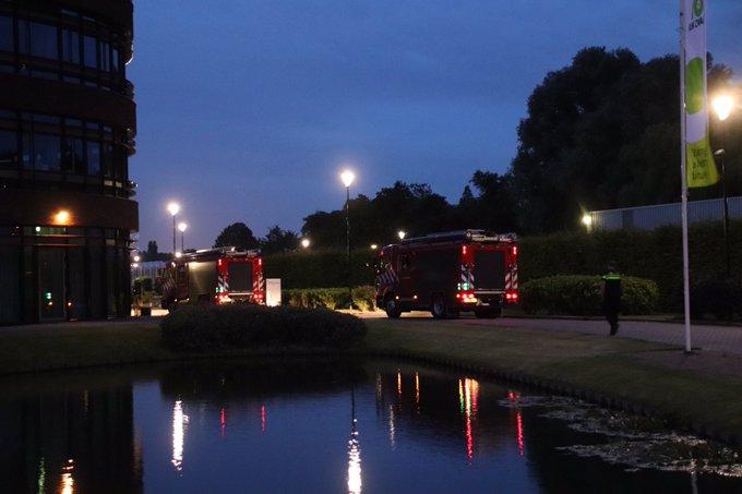 Brandweer De Lier en Den Hoorn opgepiept voor een brandmelding bij Rijk Zwaan. Bleek na controle loos alarm https://t.co/M8ovCCg4F7