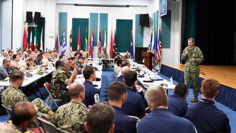 EE.UU. pide apoyo a países de Europa, Asia y Oriente Medio para proteger Ormuz http://bit.ly/2Z2SZlc