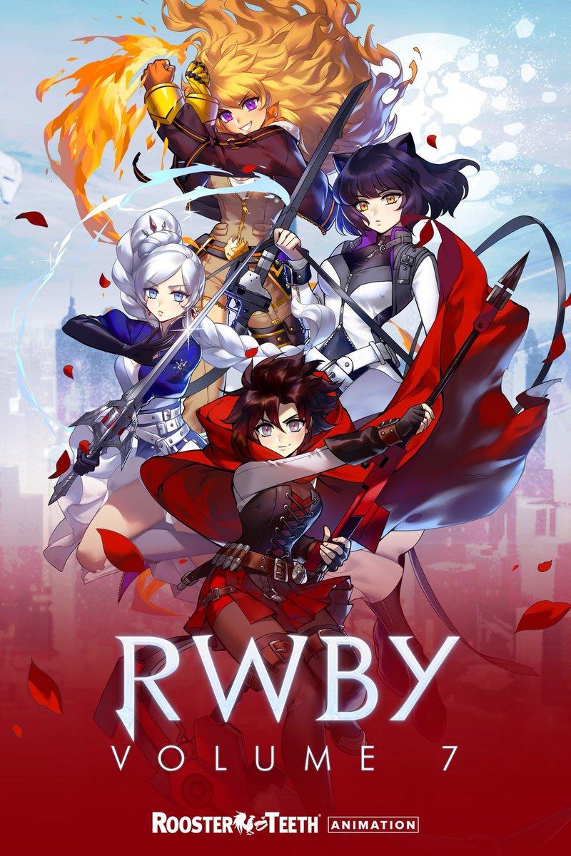 #RWBY Volume 7 premieres on November 2nd on @RoosterTeeth!