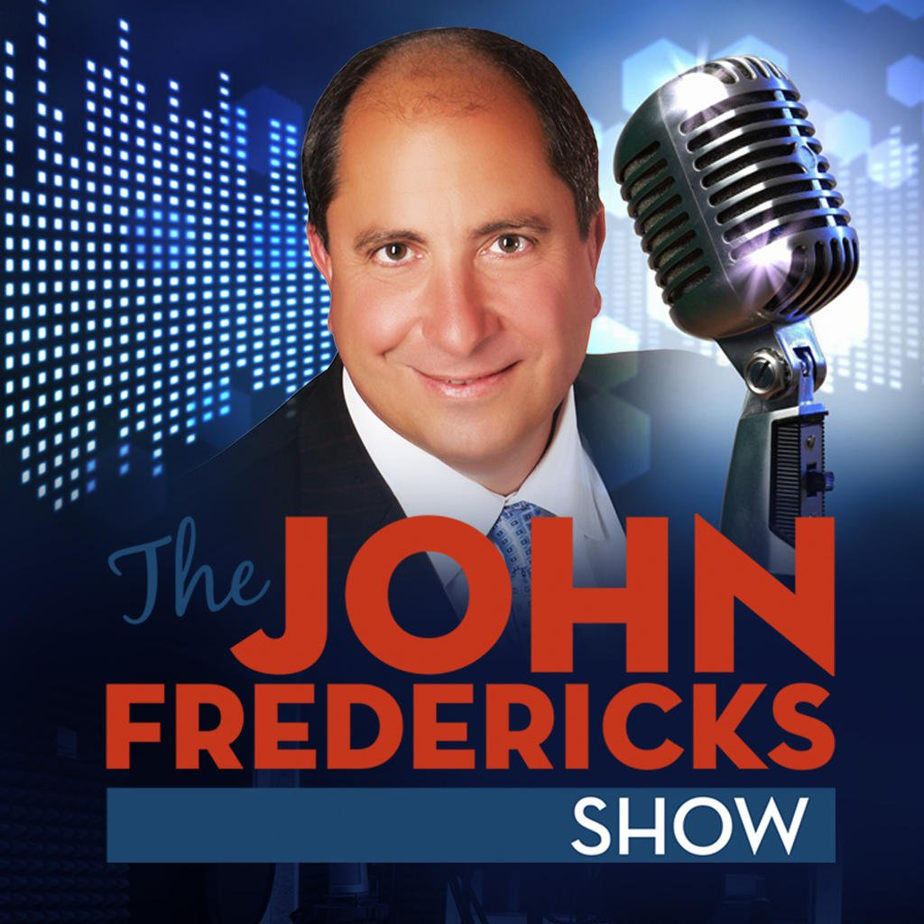 John Fredericks Radio Podcast posted for July 15-19, 2019 johnfredericksradio.com/podcast/ #podcast #godzillaoftruth #truckingthetruth #JFRS #johnfredericksradio #radio