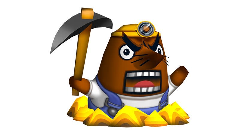 Some of you were never a shaking, whimpering child getting the fear of death struck into your heart by Resetti and it shows