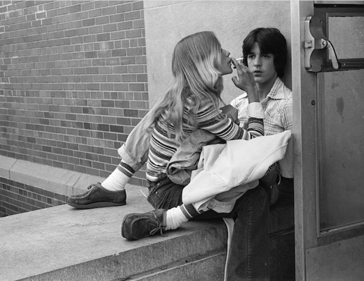 Youth in the 70's<br>http://pic.twitter.com/sGfSJbsGHm