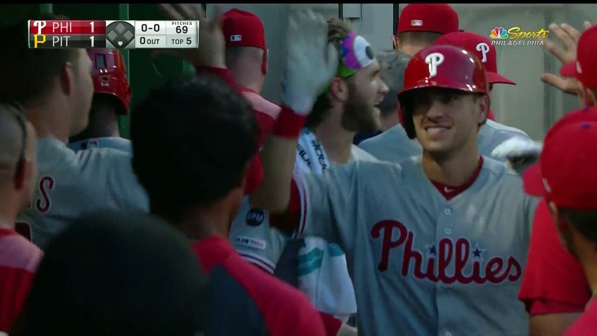 @NBCSPhilly's photo on Adam Haseley