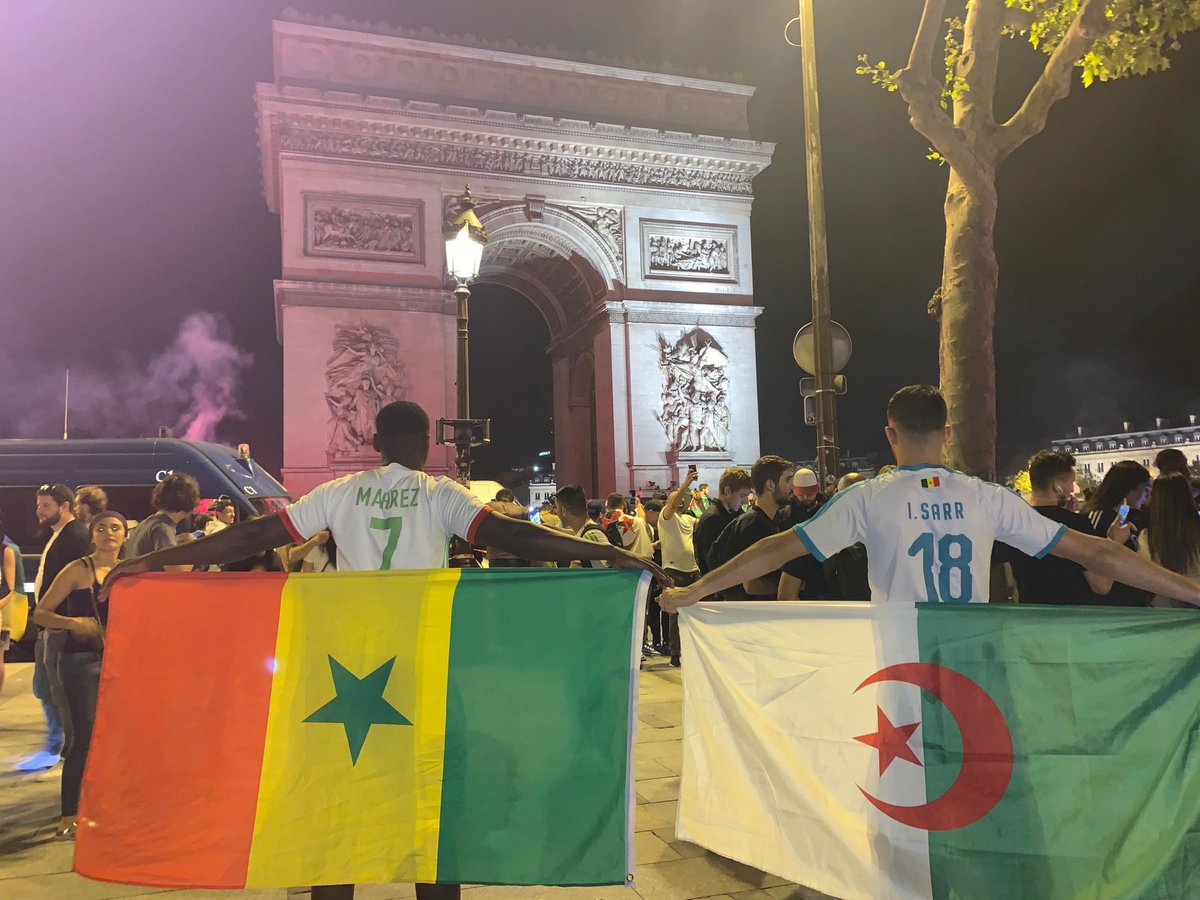 Cette photo. 😍🇸🇳🇩🇿   📸 @stossforeal