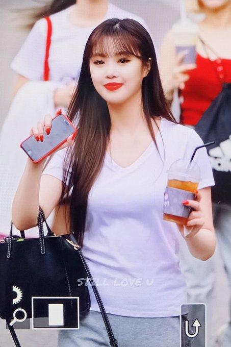 ↳ © still love u ― 190719  [PREVIEW]  〚#여자아이들 #G_I_DLE #수진 #SOOJIN〛