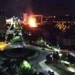 Image for the Tweet beginning: Se ha iniciado un incendió